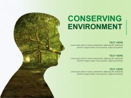 Nature Environment Conservation Save Forest Trees