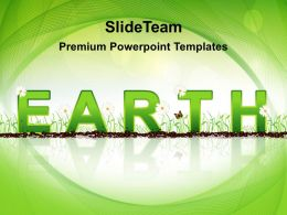 Nature Pictures To Download Powerpoint Templates Earth Business Ppt Slides