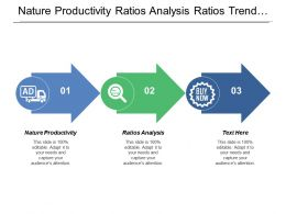 Nature Productivity Ratios Analysis Ratios Trend Product Brindle Pricing