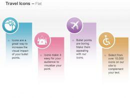 navigation_bag_aeroplane_handicapped_ppt_icons_graphics_Slide01