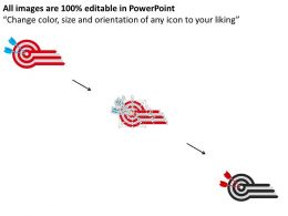 nc_target_dart_with_four_arrows_flat_powerpoint_design_Slide02