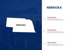 Nebraska Powerpoint Presentation PPT Template
