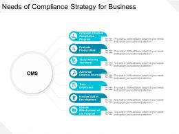 Needs Of Compliance Strategy For Business