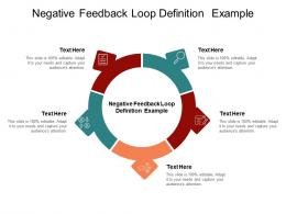 Negative Feedback Loop Definition Example Ppt Powerpoint Presentation File Objects Cpb