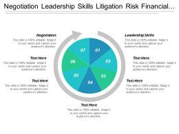 negotiation_leadership_skills_litigation_risk_financial_management_performance_measurement_cpb_Slide01