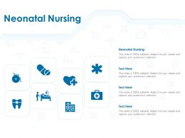 Neonatal Nursing Ppt Powerpoint Presentation Show Samples