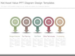 Net Asset Value Ppt Diagram Design Templates