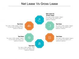 Net Lease Vs Gross Lease Ppt Powerpoint Presentation Icon Good Cpb