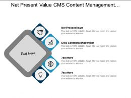 Net Present Value Cms Content Management Collaborative Working Cpb