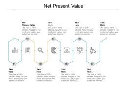 Net Present Value Ppt Powerpoint Presentation Styles Information Cpb
