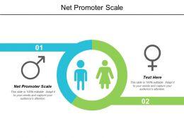 Net Promoter Scale Ppt Powerpoint Presentation Portfolio Slides Cpb