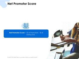 Net Promotor Score Detractors Ppt Powerpoint Presentation Styles Graphics Example