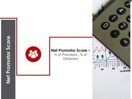 Net Promotor Score Ppt Powerpoint Presentation Show Infographics