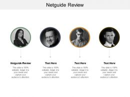 Netguide Review Ppt Powerpoint Presentation File Graphics Design Cpb