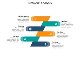 Network Analysis Ppt Powerpoint Presentation Professional Templates Cpb