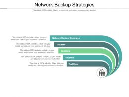 Network Backup Strategies Ppt Powerpoint Presentation Gallery Influencers Cpb