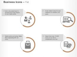 network_data_record_search_tax_payment_ppt_icons_graphics_Slide01
