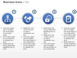 Network Deal Schedule Checklist Ppt Icons Graphic