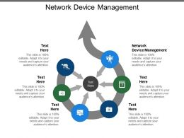 Network Device Management Ppt Powerpoint Presentation Summary Information Cpb