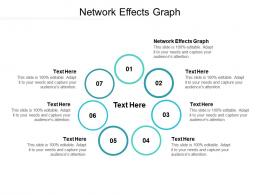Network Effects Graph Ppt Powerpoint Presentation Model Clipart Cpb