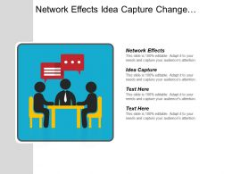 Network Effects Idea Capture Change Management Evaluation Resources Cpb