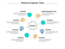 Network Engineer Tools Ppt Powerpoint Presentation Portfolio Grid Cpb