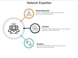 Network Expertise Ppt Powerpoint Presentation File Slide Portrait Cpb