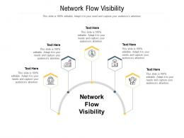 Network Flow Visibility Ppt Powerpoint Presentation Infographic Template Sample Cpb