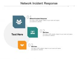 Network Incident Response Ppt Powerpoint Presentation Styles Rules Cpb