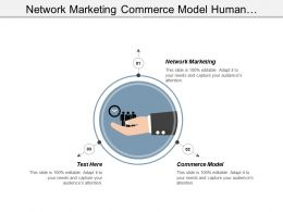 Network Marketing Commerce Model Human Resources Information Syste Cpb