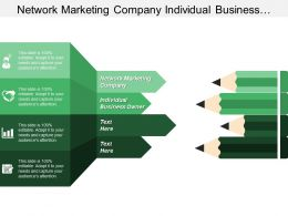 Network Marketing Company Individual Business Owner Regional Distributor