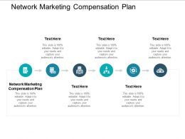Network Marketing Compensation Plan Ppt Powerpoint Presentation Inspiration Cpb