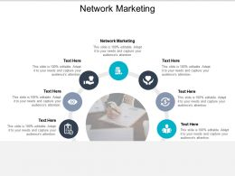 Network Marketing Ppt Powerpoint Presentation Gallery Outline Cpb