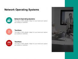 Network Operating Systems Ppt Powerpoint Presentation Professional Graphics Pictures Cpb