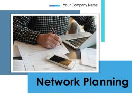Network Planning Business Strategy Marketing Awareness Decision Retention