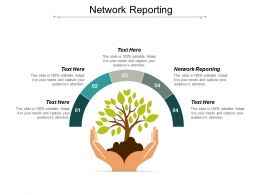 Network Reporting Ppt Powerpoint Presentation Professional Objects Cpb