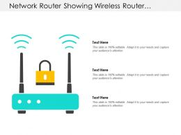 network_router_showing_wireless_router_and_internet_connectivity_Slide01