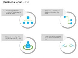 Network Sales Strategy Business Analysis Sharing Ppt Icons Graphics