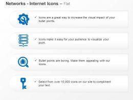 network_settings_server_malware_key_ppt_icons_graphics_Slide01
