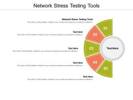 Network Stress Testing Tools Ppt Powerpoint Presentation Slides Templates Cpb