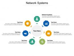 Network Systems Ppt Powerpoint Presentation Model File Formats Cpb