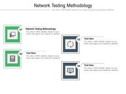 Network Testing Methodology Ppt Powerpoint Presentation Icon Deck Cpb