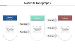 Network Topography Ppt Powerpoint Presentation Professional Layout Cpb