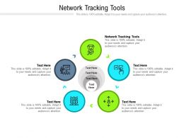 Network Tracking Tools Ppt Powerpoint Presentation Layouts Influencers Cpb