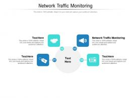 Network Traffic Monitoring Ppt Powerpoint Presentation Infographic Template Picture Cpb