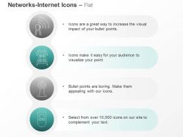Network Wifi Communication Internet Ppt Icons Graphics