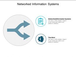 Networked Information Systems Ppt Powerpoint Presentation Layouts Portfolio Cpb