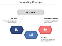 Networking Concepts Ppt Powerpoint Presentation File Objects Cpb