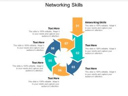 Networking Skills Ppt Powerpoint Presentation Show Skills Cpb