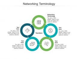 Networking Terminology Ppt Powerpoint Presentation Slides Portrait Cpb